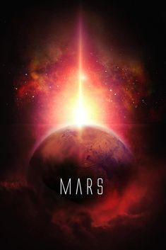 Mars Wallpaper, Space Phone Wallpaper, Planets Wallpaper, Galaxy Wallpaper, Space Planets, Space And Astronomy, Constellations, Mercury Planet, Star Trek Posters