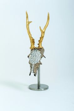 Ähnliche Artikel wie Antlers on Stainless Steel Mounts auf Etsy Antlers, Stainless Steel, Etsy, Vintage, Design, Home Decor, Craft Gifts, Schmuck, Horns