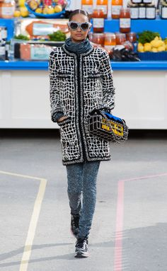 Chanel - Fall/Winter 2014-2015 Paris Fashion Week