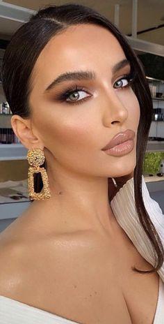 Subtle Makeup, Brown Makeup, Brows, Eyeliner, Eyeshadow, Bronzer, Concealer, Pageant Makeup, Makeup Mistakes