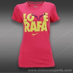 Nike NYC Rafa Tee
