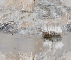 how to achieve distressed plaster wall look - Google Search