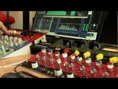 Red Mastering Studio London, online mastering audio