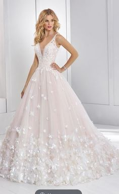 0d610ea1412 23 Best A-line Wedding Dresses at Brides of Chester images in 2019