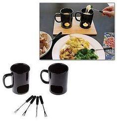 Personal Fondue For Two Mugs - Set of 2 by Hampton Direct Inc, http://www.amazon.com/dp/B009R2E0V2/ref=cm_sw_r_pi_dp_coVOrb09JBQVC