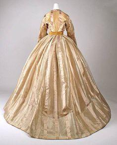 Date: ca. 1865 Culture: French Medium: silk www.metmuseum.org...