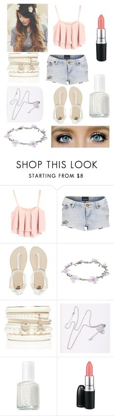 """Zoella"" by youtube-crazy ❤ liked on Polyvore featuring Tokyo Laundry, 2b bebe, Wet Seal, Forever New, Essie, MAC Cosmetics, youtube, Zoella, Youtuber and ZoeSugg"