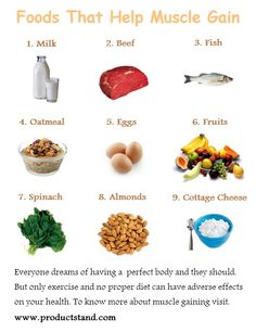 Athletes Can Build Strength By Eating Foods High In Protein