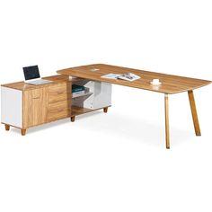 Corner Workstation, Corner Desk, System Furniture, Work Station Desk, Desk Mat, American Walnut, Painting Edges, Accent Furniture, Drafting Desk