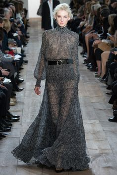 Michael Kors Collection Fall 2014 Ready-to-Wear Fashion Show - Nastya Sten