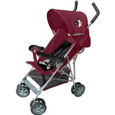 This stroller would be PERFECT to take to baby Scully to all the FSU games : )