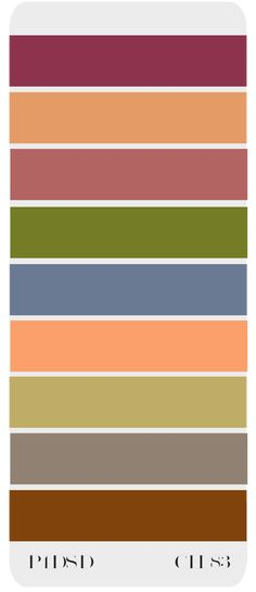 Color Chart 83