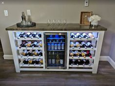 Furniture Guide For Minecraft Info: 3173459086 Diy Projects Man Cave, Home Projects, Diy Home Bar, Bars For Home, Liqueur Armoire, Wine And Liquor Cabinets, Armoires Diy, Coffee Bar Home, Coffee Wine