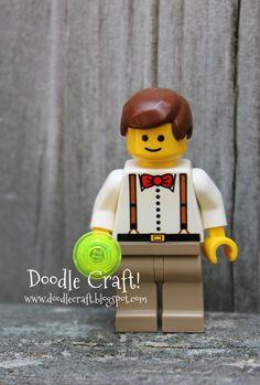 Doodle Craft...: Doctor Who Week! Sci-Fi Geekery!