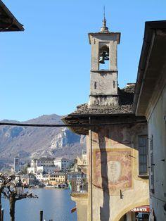 Orta San Giulio Piemonte Italia
