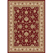 Daronica  Red Area Rug