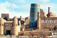 Located on the Xorazm region of Uzbekistan, Khiva is a city that was established in the beginning of the Christian era. It is also the capital of Khwarezmia and the Khanate of Khiva.  To walk through the walls and catch that first glimpse of the fabled Ichon-Qala (inner walled city) in all its monotoned, mud-walled glory is like stepping into another era. #KRAVESCAPE