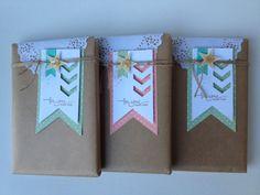 Margriet Creative  idée pour faire des emballages...