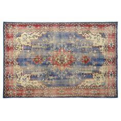 Storebror Vloerkleed Oriental overdyed rug wol 280x180cm