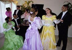 Bailes de Salon (Danza)  Puerto Rico
