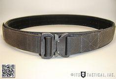 Jones Tactical 2″ FatZombie Duty Belt by ITS Tactical, via Flickr