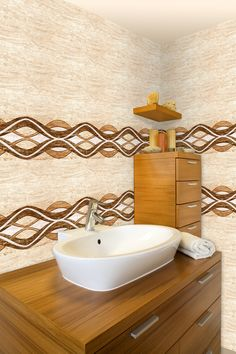 ODH Dia Light Multi HL - #Bathroom #Tiles