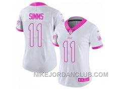 http://www.nikejordanclub.com/womens-nike-new-york-giants-11-phil-simms-white-pink-stitched-nfl-limited-rush-fashion-jersey-5ceaa.html WOMEN'S NIKE NEW YORK GIANTS #11 PHIL SIMMS WHITE PINK STITCHED NFL LIMITED RUSH FASHION JERSEY 5CEAA Only $23.00 , Free Shipping!
