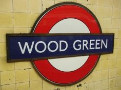Guide to Wood Green Tube Station in London