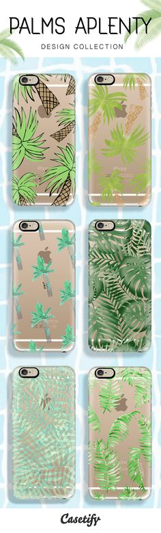 Palms Aplenty! Click on the link here to check all these Summer-Ready designs out: http://www.casetify.com/artworks/eczn9Jmbzj