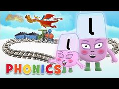 Phonics - Learn to Read Phonics Sounds, Letter L, Learn To Read, Alphabet, Journey, English, Learning, School, Youtube
