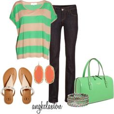 Cute Casual Outfits For Teens | Cute Casual Outfits 2012 | Kate Spade Bag | Fashionista Trends