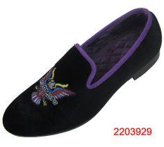 4d3b3cae758 Dipset Diplomats Camron Velvet Smoking Slippers Fashion Shoes ASAP Mob Del  Toro