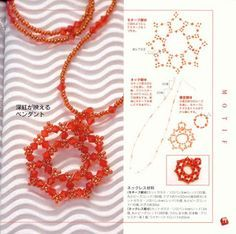 Pendant 1 of 2 scanned from Japanese mag colar+japones.jpg (320×318)