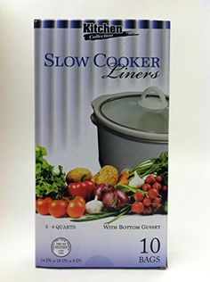"Save on Clean-up time by using Crock Pot Liners - 18""x14"", 10 Bags $3.99 http://www.yahoo.com/celebrity/richard-marx-subdues-crazed-passenger-on-his-flight-while-wife-daisy-fuentes-documents-the-drama-171102390.html"