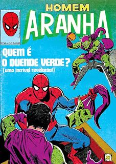 """Submundo HQ: """"Coleção Histórica Marvel - Homem-Aranha"""" (Vol 11): O Novo """"Duende Verde""""...."""