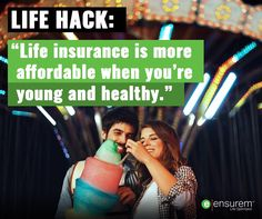 This one's for you millennials! It's never too early to start exploring your life insurance options. #millennials Learn more here https://ensurem.com/guide/