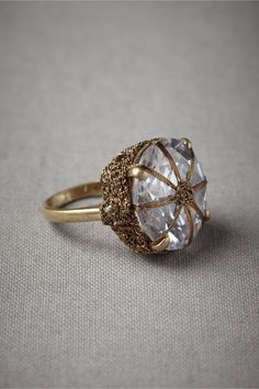 Possessed Prize Ring in SHOP The Bride Bridal Jewelry Rings at BHLDN