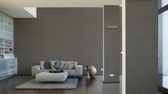 Architects Paper Tapete 290458; simuliert auf der Wand