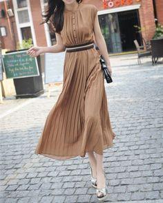 Chifon dress