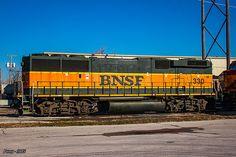 BNSF 330 - EMD GP60B at Kansas City, MO | Flickr - Photo Sharing!