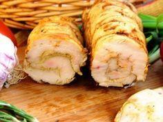 Невероятно вкусный куриный рулет, вместо опостылой покупной колбасы! | Шедевры кулинарии