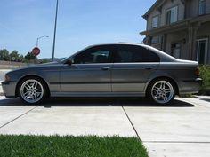 No longer my car. 2003 BMW 540i M-sport