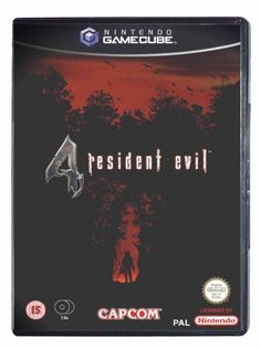 Buy Resident Evil 4 Gamecube Australia