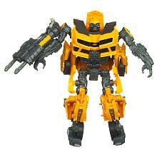 Transformers Dark of the Moon MechTech Deluxe Class Action Figure - Nitro Bumblebee