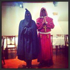 Il boia e il Cardinale