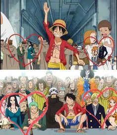 Coincidence? Probably Actually // One Piece