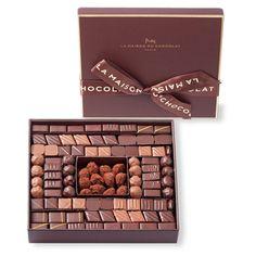 Boîte Maison - On line boutique - La Maison du chocolat