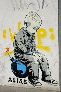 Street Artist: ALIAS