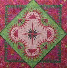 Canton Village Quilt Works | Quiltworx Workshops $ pattern