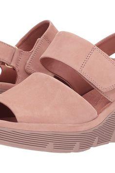 Clarks Clarene Allure (Sand Nubuck) Women's Sandals - Clarks, Clarene Allure, 26124953, Footwear Open Casual Sandal, Casual Sandal, Open Footwear, Footwear, Shoes, Gift, - Street Fashion And Style Ideas